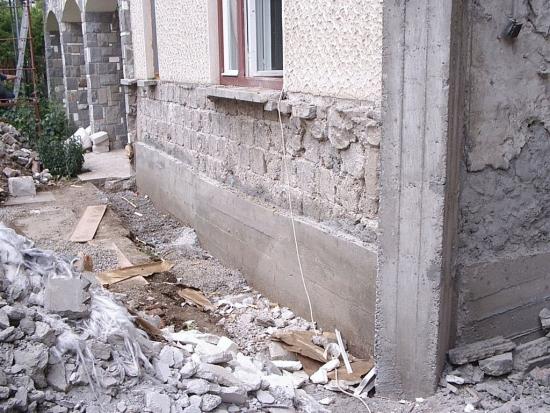 Consolidare Fundatie Casa